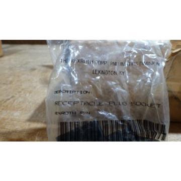 Rexroth Mecman 581-442-131-2, Solenoid Valve, 110VAC origin old stock