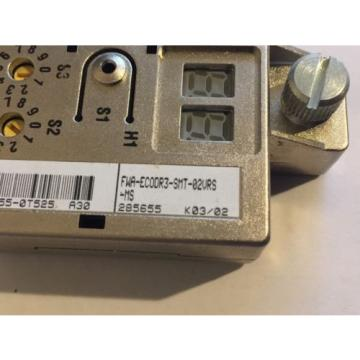 *NEW* Greece Greece Indramat Rexroth FWA-EC0DR3-SMT-02VRS-MS Module