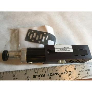 Origin REXROTH 262-280-400-1K0,REXROTH KIT,5599/2 PNEUMATIC VALVE MANIFOLD,BOX1