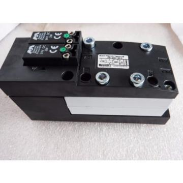 REXROTH BOSCH 261-208-120-0, 24VDC PNEUMATIC VALVE 2612081200