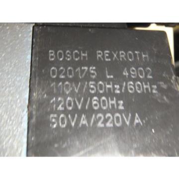 Rexroth Directional Valve 4WE6D60/0FEW110N _ 4WE6D600FEW110N