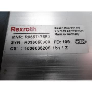 Bosch Rexroth Compactmodul Linearführung Länge 84cm R055717552