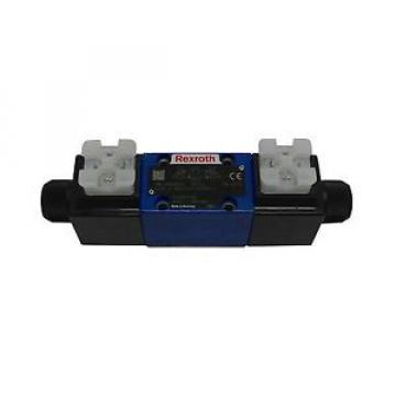 R900912493 4WE6G6X/EW230N9K4 Magnetwegeventil Bosch Rexroth directional valve