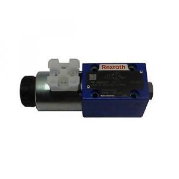 R900561290 4WE6JA6X/EG24N9K4 Magnetwegeventil Bosch Rexroth directional valve