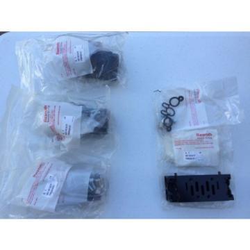 R432015314, P -068424-00001, P68424-1, Rexroth ISO Valve Manifold Segment Size I