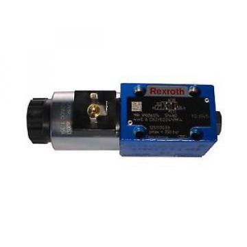 R900561274 4WE6D6X/EG24N9K4 Magnetwegeventil Bosch Rexroth directional valve