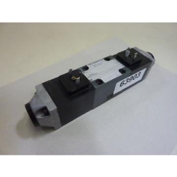 Rexroth Hydraulic Valve 4WE6E6752/BG24N9K4/T07V Used #63903