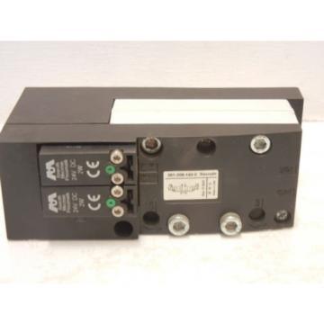 REXROTH BOSCH 261-208-140-0 USED VENTIL 261-2 VALVE 24VDC 2612081400