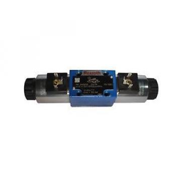 R900567512 4WE6D6X/OFEG24N9K4 Magnetwegeventil Bosch Rexroth directional valve