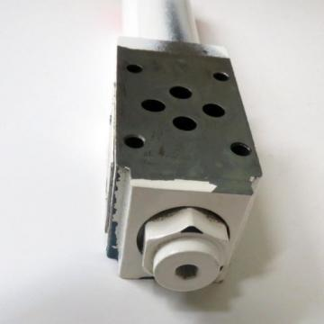 Bosch Rexroth ZDR 6 DP2-43/150-120YM Direct Actuated Pressure Reducer Valve