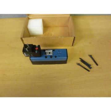 Rexroth Ceram P30240 Pneumatic Valve 150 PSI Max Coil 24VDC 11552
