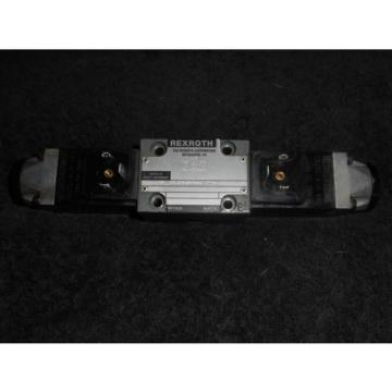 Rexroth Valve 4WE6E51/AG24N9K4V TESTED amp; WARRANTIED