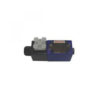 R900551704 4WE6D6X/EW110N9K4 Magnetwegeventil Bosch Rexroth directional valve