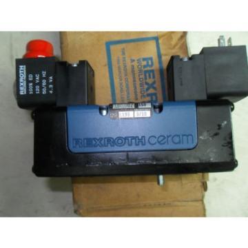 1 Nib Rexroth Gs10042-2626 Solenoid Valve R1-2