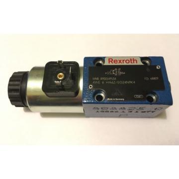 Rexroth directional hydraulic valve 4WE 6 HA6X/EG24N9K4, R900549534