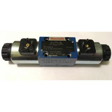 REXROTH Hydraulic VALVE4WE 6 E62/EG24N9K4 R900561278
