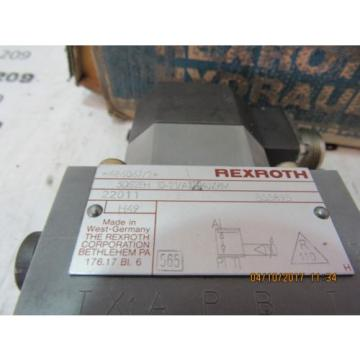REXROTH 3DS2EH-10-21/A2X40Z8M SERVO VALVE REMANUFACTURED