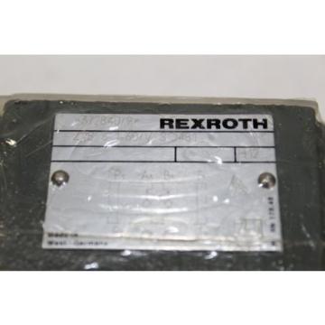 A068 Rexroth Z2S6-1-60/V Hydraulic Check Valve Manifold Block Origin