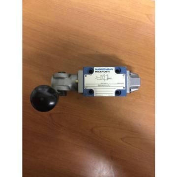 REXROTH 4WMM6D53 VALVE,DIRECTIONAL CONTROL