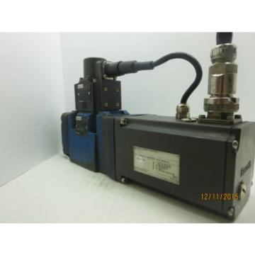 Rexroth 4WRDE10V25L-52/6L15K9/MR Valve USED