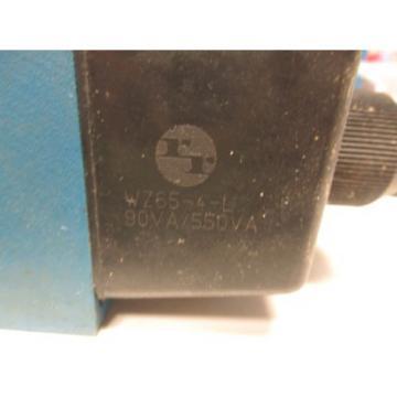 REXROTH SOLENOID VALVE 4WE10J31/CW110N9Z45 4WE10J31CW110N9Z45