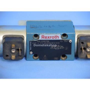 Rexroth 4WE 6 J73-62/EG24K4/A12 Hydraulic Valve