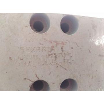 AE20T2-10/350 REXROTH BOSCH HYDRAULIC VALVE Origin UNUSED SURPLUS ITEM