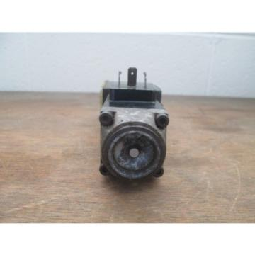Rexroth Hydronorma Valve 4WE 6 D 50/W 120-60 NZ4