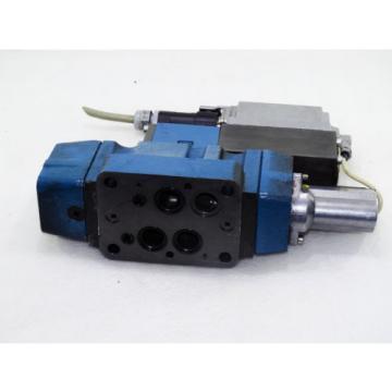 Bosch Rexroth     0811404607 + 0811404324   /  Proportional valve ventil