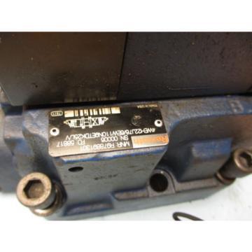 Rexroth 4WEH22J76/6EW110N9ETDK25L/V Hydraulic Directional Valve R978891301