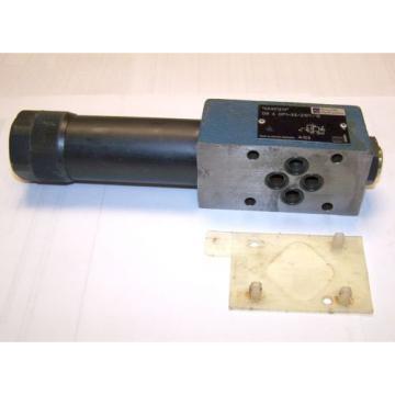 REXROTH DR6-DP1-53/210Y/12 HYDRAULIC PRESSURE REDUCER VALVE