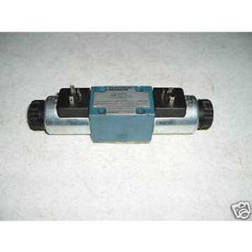 REXROTH HYDRAULIC VALVE MODEL# 4WE6D60OFEG24N9Z45 D03 REMAN