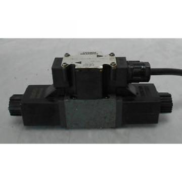 Uchida Rexroth Directional Control Valve 4WE6J-A0/AW200-00NPS, Used, Warranty