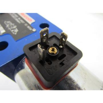 Rexroth R900755321 Directional Control Valve Hydraulic Valve