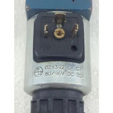 Origin REXROTH DIRECTIONAL CONTROL VALVE # A612370  FAST SHIP HB4