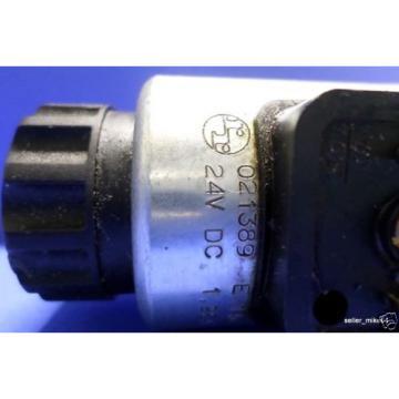 REXROTH 4WE-6-361/EG24N9K4 HYDRAULIC DIRECTIONAL CONTROL VALVE