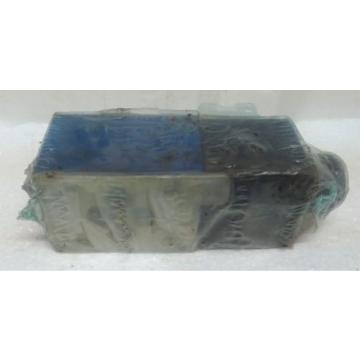 3WE6A62/EW230N9K4  BOSCH REXROTH R983030877  DIRECTIONAL CONTROL SOLENOID VALVE