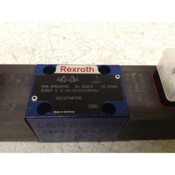 Rexroth Bosch R900547100 3DREP 6 C-14/25A24N9K4M Valve GP45-4-A origin TSC