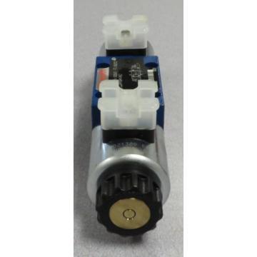 REXROTH Directional Control Valve M/N: 4WE6V62/EG24N9K4/62  S/N: 89203