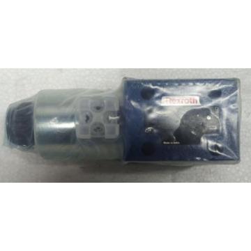4WE10D3X/CG24N9K4  BOSCH REXROTH R983031003 DIRECTIONAL CONTROL SOLENOID VALVE