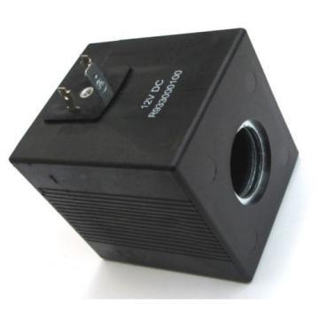 RR R933000100  - 12 Volt DC DIN 43650 Type A Coil for L753E146AI00000 Valve