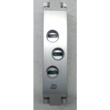 3710751100 REXROTH PNEUMATICS 5/2 NW12-G1/2 DIRECTIONAL VALVE