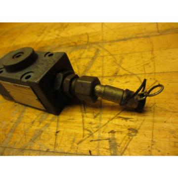 Rexroth DR 6 DP3-50/75YM Hydraulic Pressure Reducing Valve