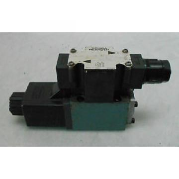 Uchida Rexroth Directional Control Valve 4WE6D-A0/AW100-00NPS, Used, WARRANTY
