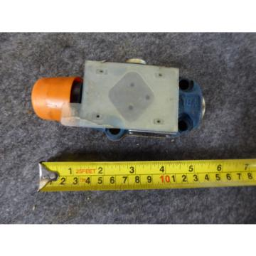 Origin REXROTH RELIEF VALVE # DAWC2-54/100-17