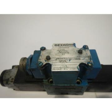 Rexroth 4WE6E52/AW110N9 Hydraulic Directional Valve
