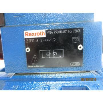 Rexroth 4WEH16HD72/6EW110N9ES2K4 Valve USED