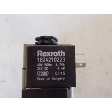 BOSCH R R 424 B05 427 DIRECTIONAL VALVE, REXROTH 1824210223 Origin
