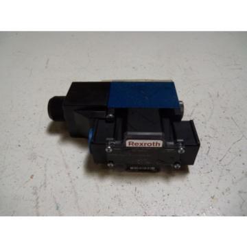 REXROTH 4WE6MA62/EW110N9DAL/62 HYDRAULIC VALVE Origin NO BOX