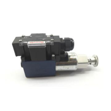 Rexroth 4WE6D62/EW110RN5DL Hydraulic Direction Control Valve
